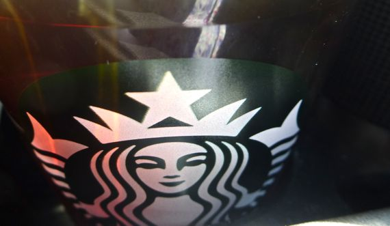 Sunlit cold sbux in P console
