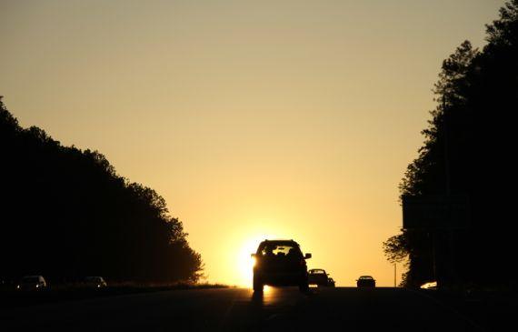 Sunset highway golden