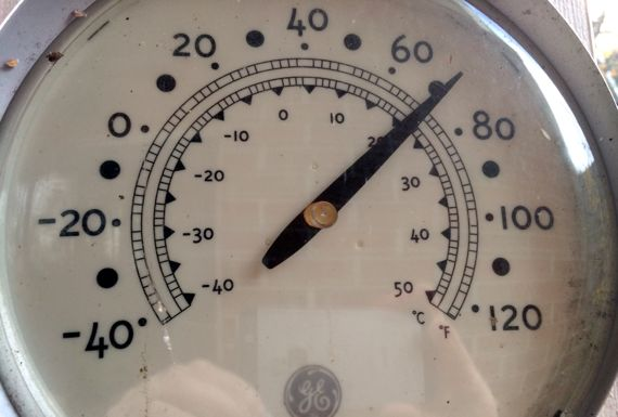 Thermometer GE