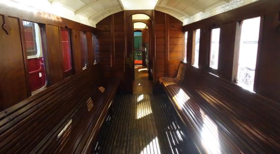 Third class carriage
