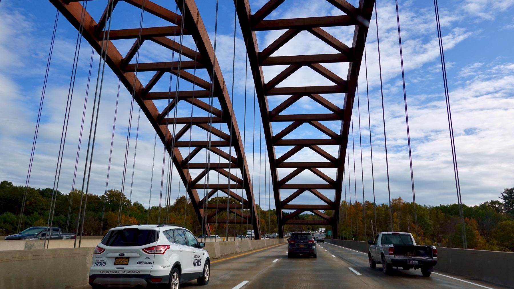 Tradl double bridge