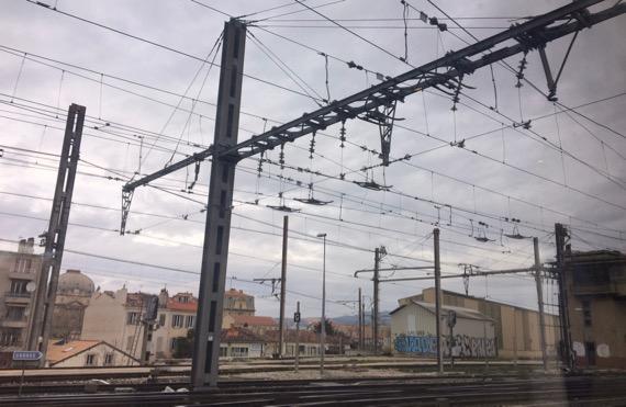 Train infrastructure