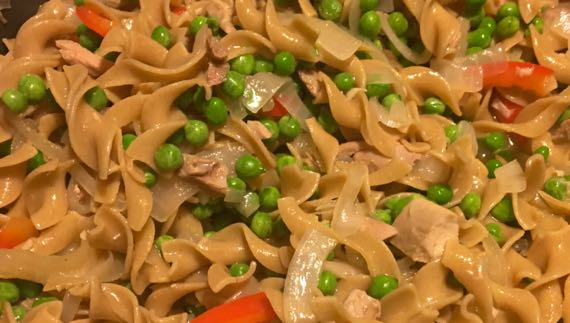 Turkey not tetrazzini i