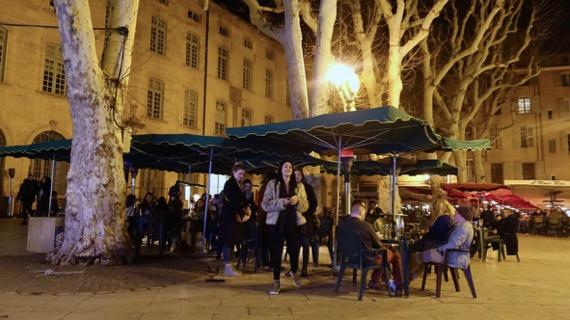Vibrant restaurant hours