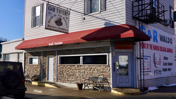 Waldo tavern