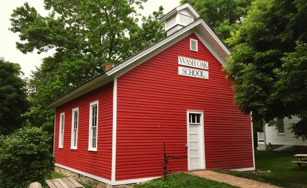Wash oak school