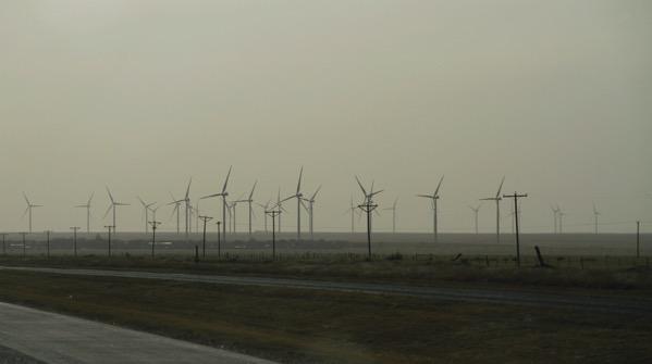 Wind plants