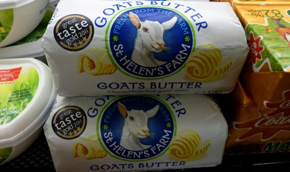 Winsome goat s cheese